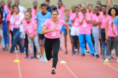 TrackGirlz - Leadership Camp for Girls